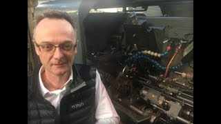 David Taylor of Machine Tool Spares on Swarfcast Podcast