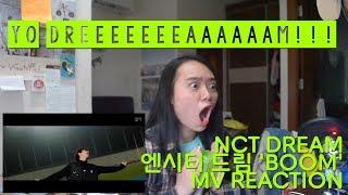 NCT DREAM 엔시티 드림 'BOOM' MV REACTION (INA) [ALL HAIL DREAMIES]
