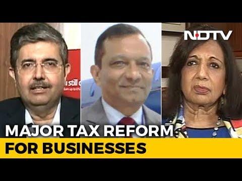 """Looks Like Diwali Has Come Early"": India Inc. Cheers Corporate Tax Cut"