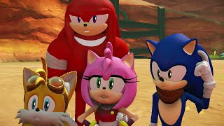 Sonic Boom: Rise of Lyric Full 100% Playthrough Part 1 of 3
