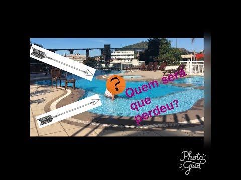 Desafio da piscina com gelo!!!!! (sem gelo) parte 2!!!!