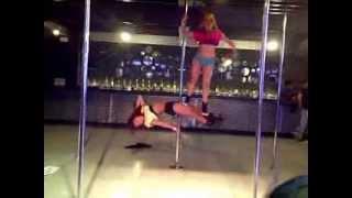 The Hiphop Pole Dancers