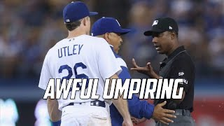 MLB | Awful Umpiring | Part 2