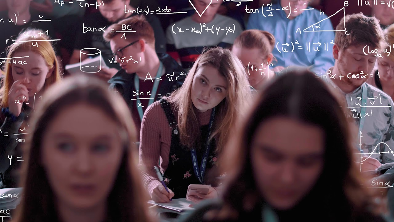 Get a feel for what it's like to study Mathematics courses at the University of Derby