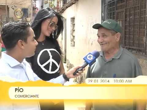 Norkys Batista revive momentos de su vida en el barrio donde vivió