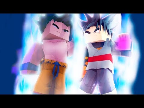 Minecraft: DRAGON BALL HAKAI ⚡ - A LUTA DOS FORTES !!! ‹ Ine ›