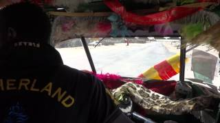 preview picture of video 'Taxi tuc-tuc Berbera, Somaliland'