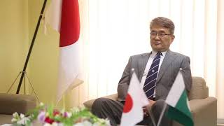 His Excellency Mr. Toshikazu Isomura, Consulate General of Japan in Karachi
