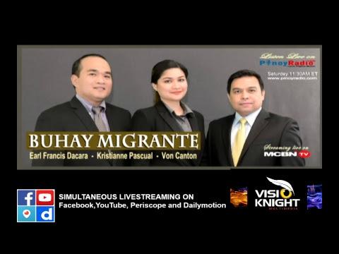 Buhay Migrante, Nov. 11, 2017
