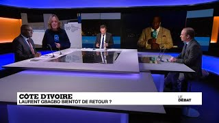 Le Débat  de France 24  : Côte d