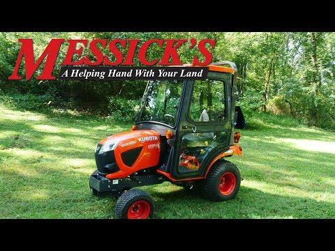 KUBOTA | Messick's Tractor School