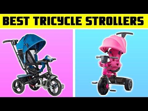 Best Tricycle Strollers Under $250 | Top 5 Best Tricycle Stroller Reviews