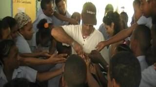 preview picture of video 'School Visit in DR outside Puerto Plata'