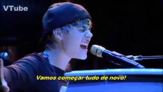 Justin Bieber   Down To Earth [LEGENDADO PTBR]