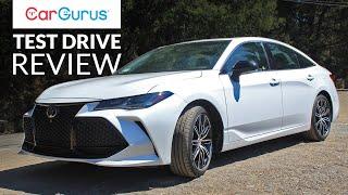 Toyota Avalon 2019 - dabar