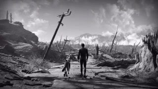 SPOILERS - Fallout 4 Ending - The Institute - PS4