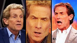 Skip Bayless' WORST Takes Of All-Time