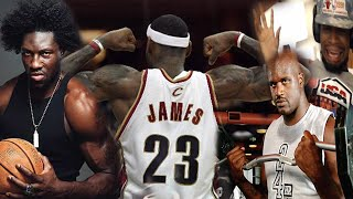 HOW IS HE NOT #1?? TOP 10 STRONGEST NBA PLAYERS OF ALL TIME REACTION!!