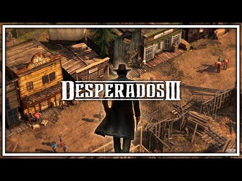 Gameplay de Desperados III Deluxe Edition