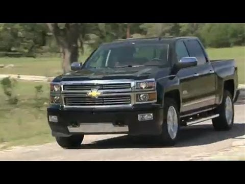 2014 Chevrolet Silverado 1500 Pickup Truck Video Review