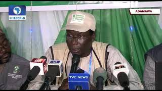INEC Declares Adamawa Governorship Election Inconclusive