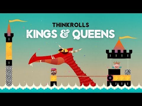 Thinkrolls: Kings & Queens wideo