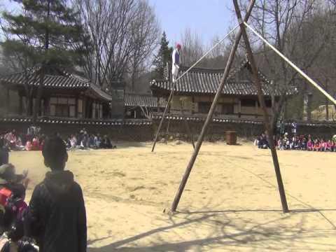 הכפר האותנטי של קוריאה - חוויה מדהימה!