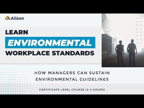 ISO 14001 Environmental Management Systems- Alison Free ...