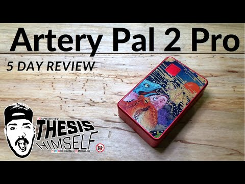 Artery Pal II Pro : 5 Day Review