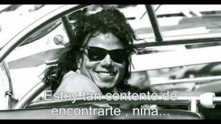 Michael Jackson I Can´t Help It Subtitulada Al Español