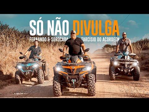 Fernando & Sorocaba - Ft. Tarcísio do Acordeon - Só Não Divulga
