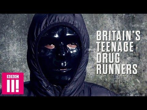 Britain's Teenage Drug Runners: Gangs In The Countryside