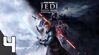 STAR WARS JEDI FALLEN ORDER | Let's Play #4 [FR]
