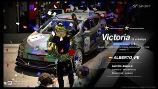 🚩Gran Turismo SPORT Online🚩 Road to Trophy,Record de victorias,33 Victorias, C.B.Renault S. Megane