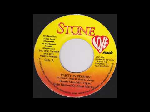 Stone Love Allstars featuring Ky Mani Beenie Man Buju Banton & Mr. Vegas – Party in Session