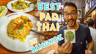 First Day In Bangkok | Famous Thip Samai Pad Thai Review