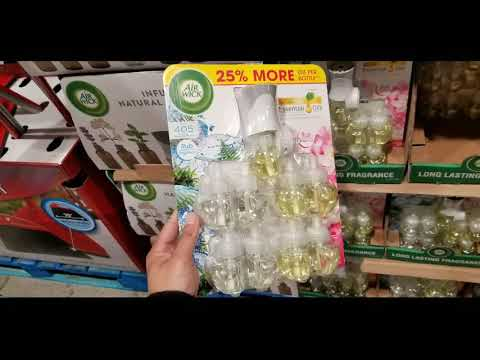 Bathroom Air Freshener >> Costco! Air Wick Plugin Warmer and 9 Scented Oil Pack! $14!!! (Now $11)!!! – Sterling Wong ...
