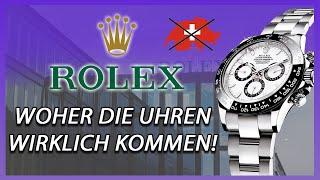 Rolex - Woher die Uhren wirklich kommen   DOKU