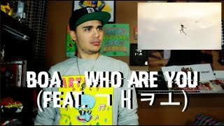 BoA 보아   Who Are You (Feat. 개코) MV Reaction