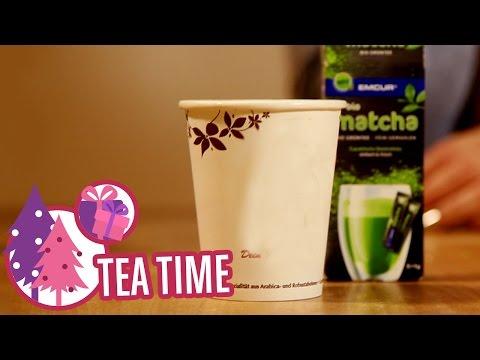 Matcha Tee & Matcha Latte | teuer vs. günstig