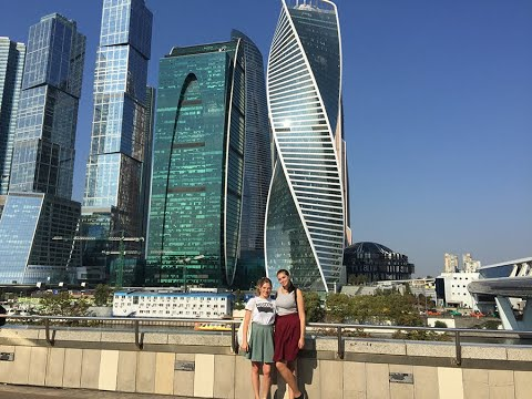 Moscow Trip Vacation Travel | what to see | student in Russia | exchange student