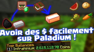 Comment avoir de la money sur Paladium v5 (facilement)