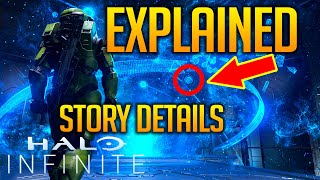Halo Infinite E3 trailer EXPLAINED - NEW STORY DETAILS and THEORIES