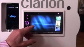 CLARION NX 505E SMART ACCESS DEMO
