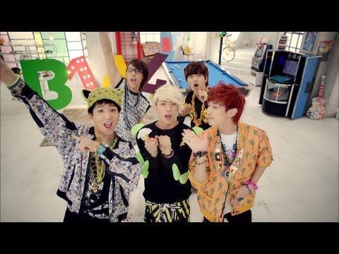 B1A4 - Beautiful Target (Jap. Version)
