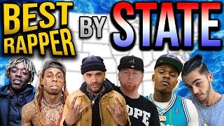 BEST RAPPER FROM EACH STATE | PART 1