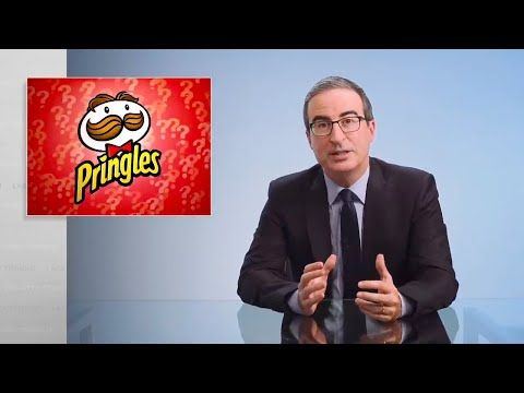 Pringles speciál - Last Week Tonight