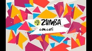 Rombai   Una Y Otra Vez  Coreografía Zumba Con Curi