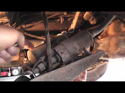 1990 Volvo 240 DL Fuel Pump Check Valve replacement.