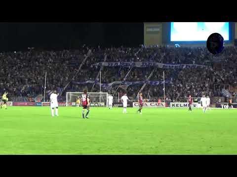 """Hinchada vs. San Lorenzo"" Barra: La Banda del Expreso • Club: Godoy Cruz"